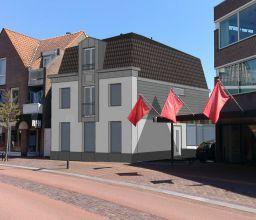 Nieuwe gevel – Dorpsstraat