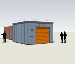 Nieuwbouw Garage – Alkmaar