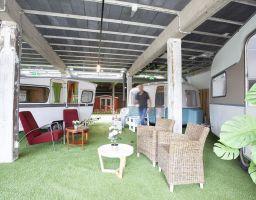 Grootste indoor camping van Europa